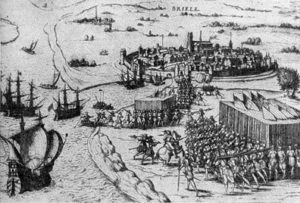 почему голландцы нидерландцы стали воевать за независимость с испанией
