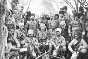 что армяне делали в первую мировую войну