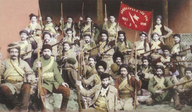 что было в армении после революции