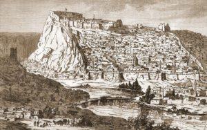 где жили армяне в российской империи