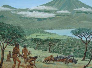 когда существовала олдувайская культура