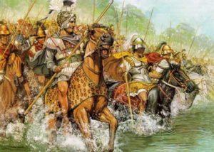 как александр македонский совершал восточный поход