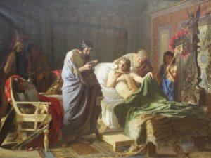 как умер александр македонский и сколько лет он прожил