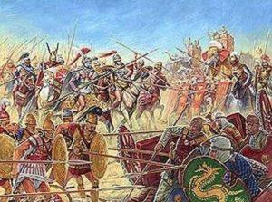 почему александр македонский победил персов дария