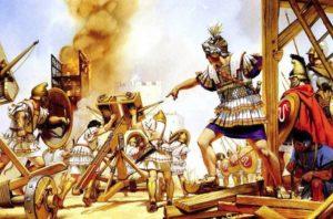 какие жестокости делал александр македонский