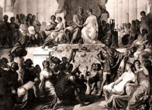 как александр македонский управлял завоеванными странами