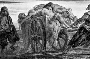 как повлияла на преследование колдунов в европе эпидемия чумы черная смерть