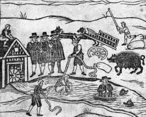 какие были самые известные преследователи ведьм и колдунов