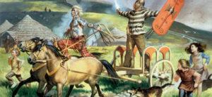 что было на территории австрии в древности и кто там жил