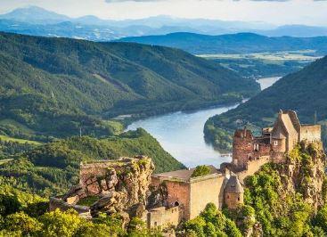 откуда и когда появилась австрия