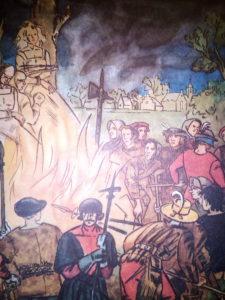 как происходила охота на ведьм в европе