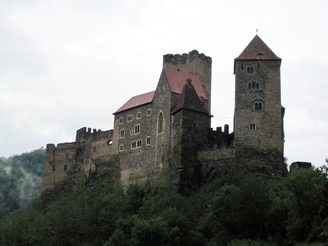 как выглядят старинные австрийские замки