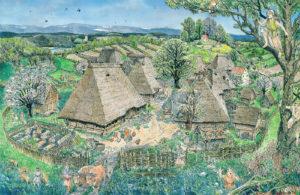 какой была австрия в средние века во время габсбургов