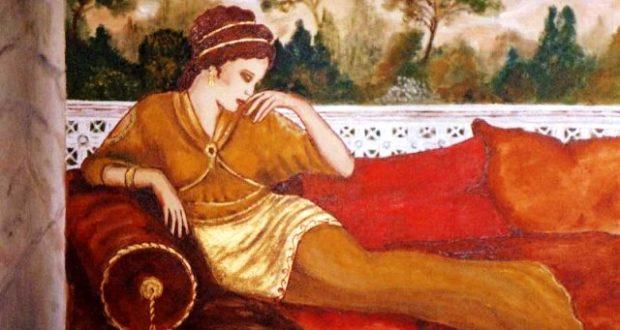обязанности римской женщины