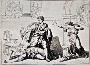 за что наказывали женщин в Древнем риме