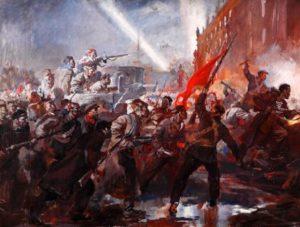 что такое октябрьская революция