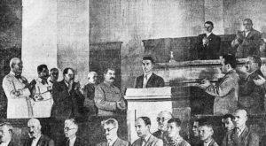 как закончилась диктатура пролетариата и советские граждане стали равными в правах