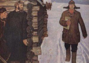 какие проблемы были на селе в сталинский период