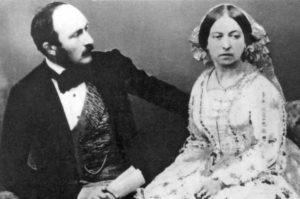 кто был мужем королевы Виктории