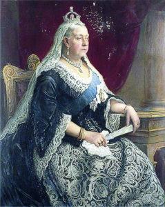 какой была королева Виктория
