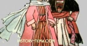 Древний народ - армяне