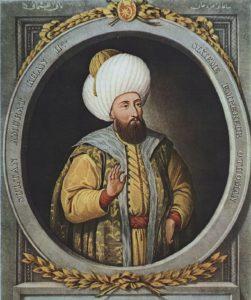 османский султан