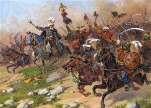 как воевали османы