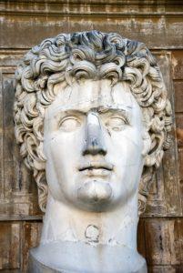 как правил император Август