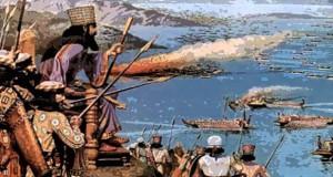 Как прошел Саламинский бой