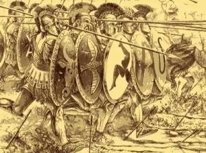 Как проходила битва при Марафоне