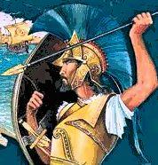 Персы и греки Саламинский бой