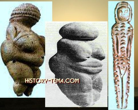 каким было искусство в каменном веке