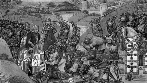 войны за обладание Люксембургом