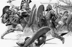 павсаний изгнание персов из греции