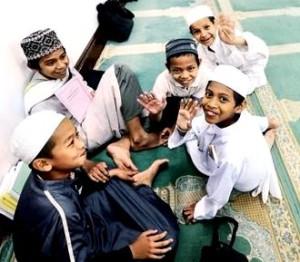 обучение и воспитание детей в исламе