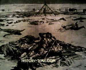 исторические фотодокументы индейцы