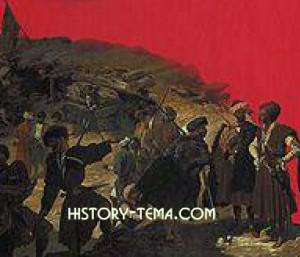 что было бы, если бы в кавказской войне победили горцы