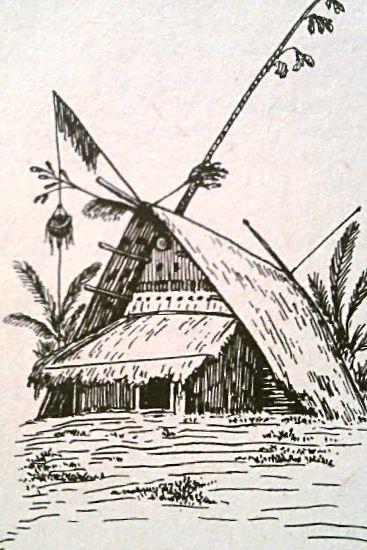 как жили папуасы во времена путешествия Миклухо-Маклая