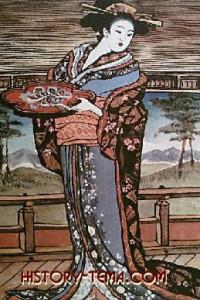положение женщины в японском обществе