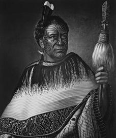 какие они - маори из Полинезии