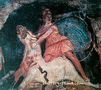 в каких богов верили в Персии