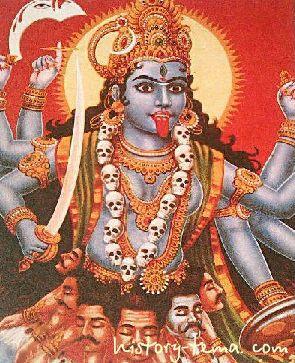 какие есть боги у народов мира