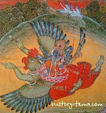 боги народов мира - индуизм