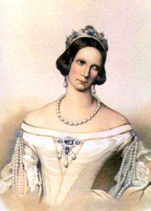 жена Николая 1