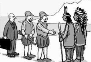 как колонизация