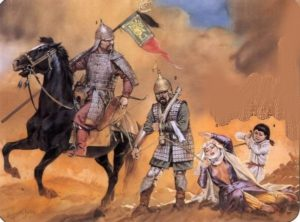 как монголы разоряли Кавказ