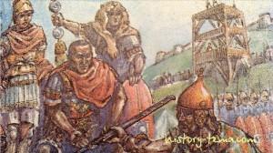 каким было военное дело в античности