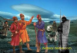 как встречали аборигены Дальнего Востока русских чиновников и поселенцев