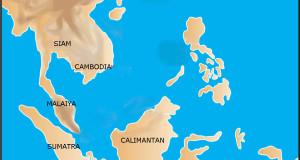 какими были страны юго-восточной азии в старину