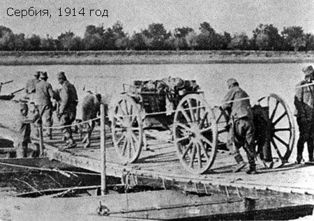 как началась первая мировая война